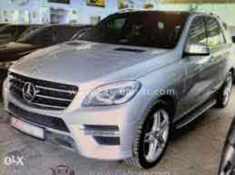 2014 Mercedes-Benz ML-Class ML 500