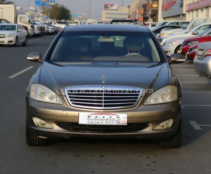 2008 مرسيدس بنز الفئه S 350