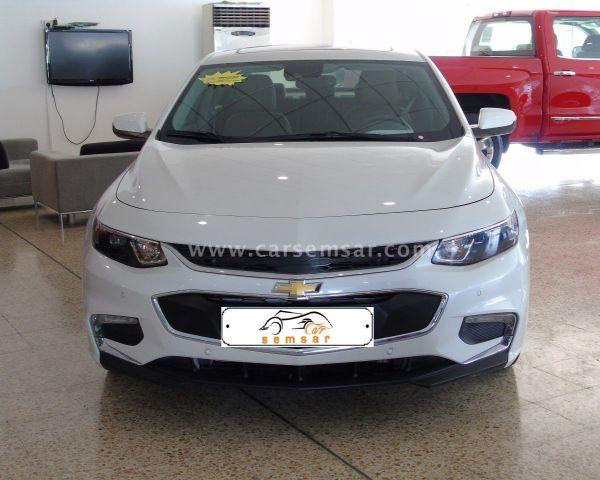 2017 Chevrolet Malibu LTZ