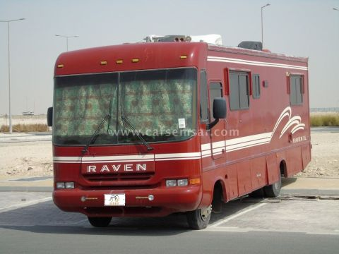 1997 Caravan Raven XL