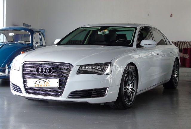 2014 Audi A8 W12 L