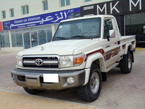 1990 Toyota Land Cruiser 75 Pickup