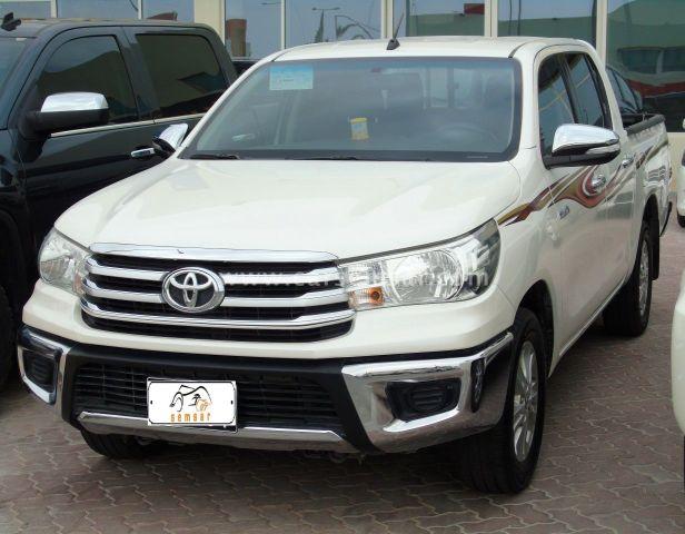 2016 Toyota Hilux 2.7 SR5