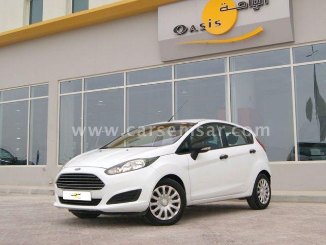 2015 Ford Fiesta 1.3