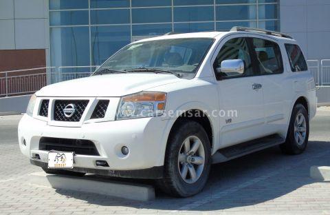 2012 Nissan Armada SE