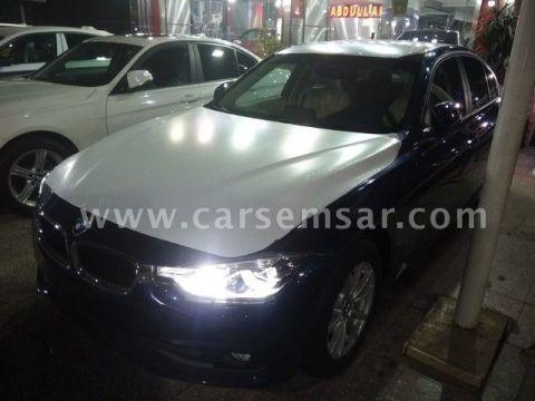 2018 BMW 3-Series 318i