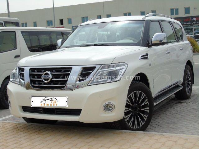 2011 Nissan Patrol LE