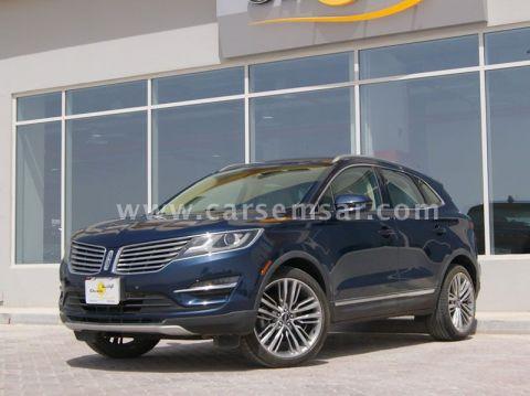 2016 Lincoln MKC 2.3L AWD