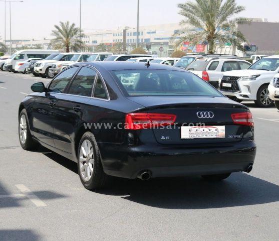 2015 Audi A6 3.5 TFSI For Sale In Qatar