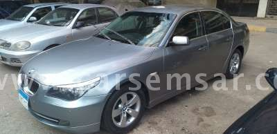 2007 BMW 5-Series 523i Exclusive Automatic