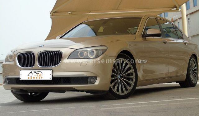 2011 BMW 7-Series 730 Li