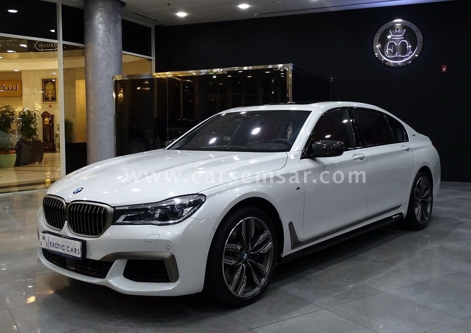 2018 BMW 7-Series 760 Li Mpower V12 for sale in Qatar