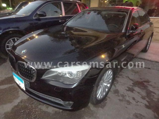 2013 BMW 7-Series 750 Li