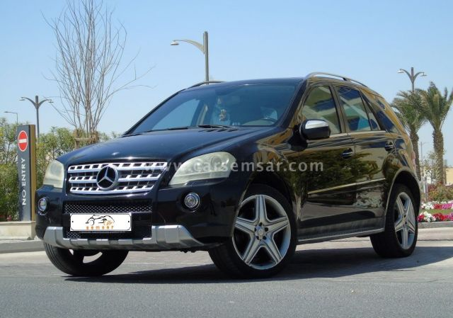 2010 Mercedes-Benz ML-Class ML 350 4Matic