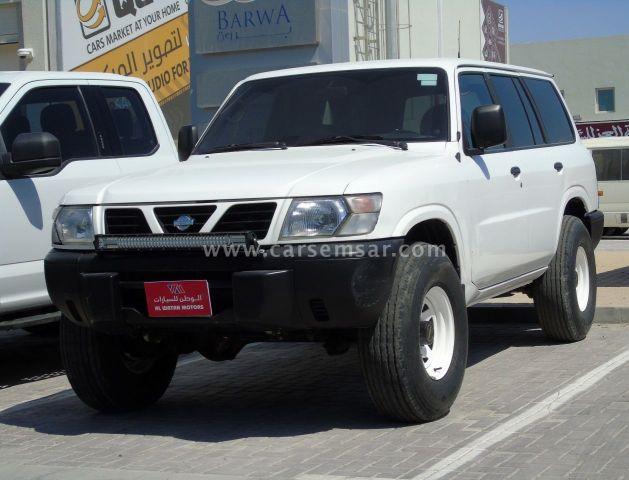 1998 Nissan Patrol S