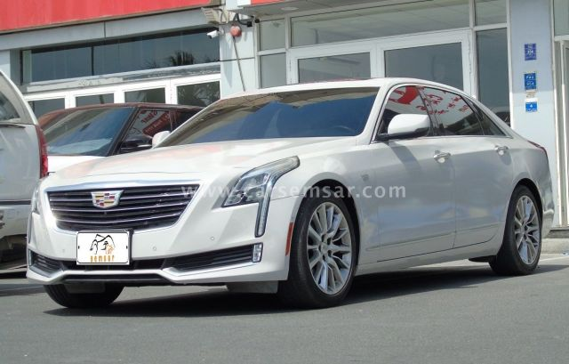 2017 Cadillac CT6 3.6 AWD
