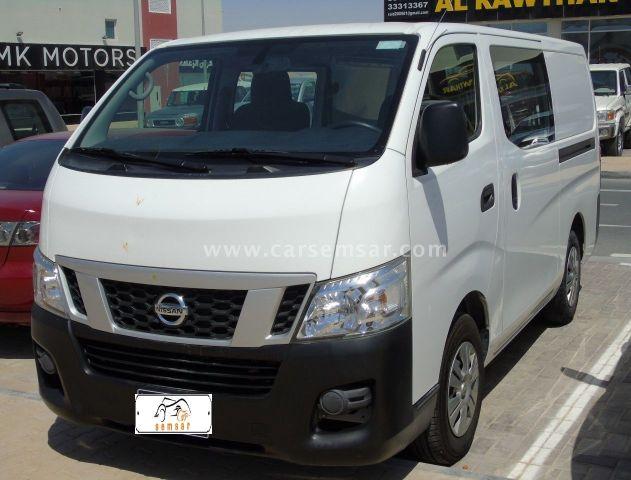 2016 Nissan Urvan NV 350