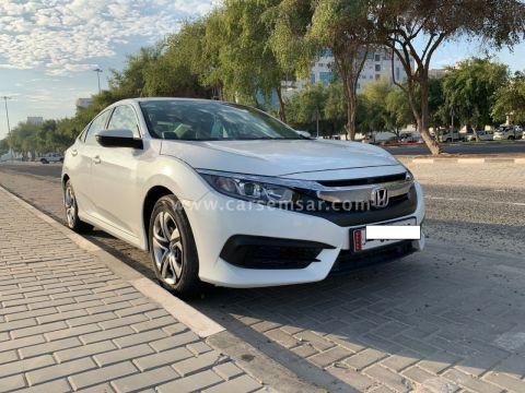 2016 Honda Civic 2.0 i-VTEC R