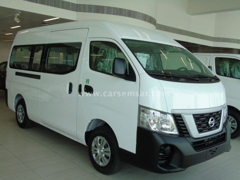 2019 Nissan Urvan Nv 350 For Sale In Qatar New And Used