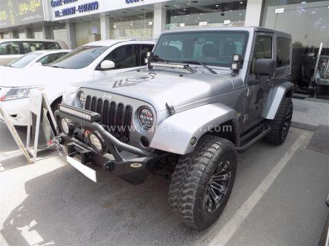 2015 Jeep Wrangler 4.0 Sport