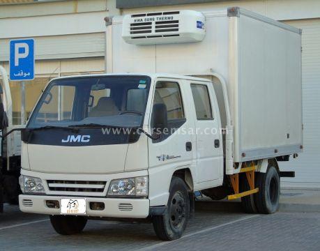 2011 JMC Truck