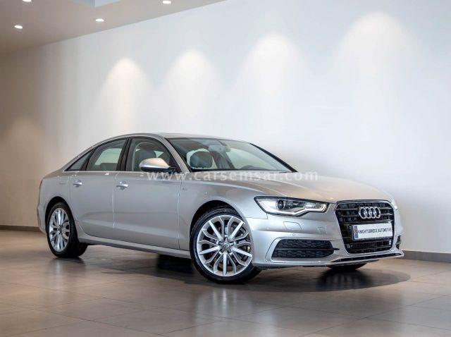 2015 Audi A6 Sline 2.0