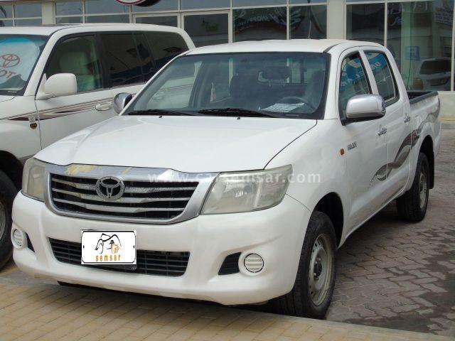 2013 Toyota Hilux 2.0