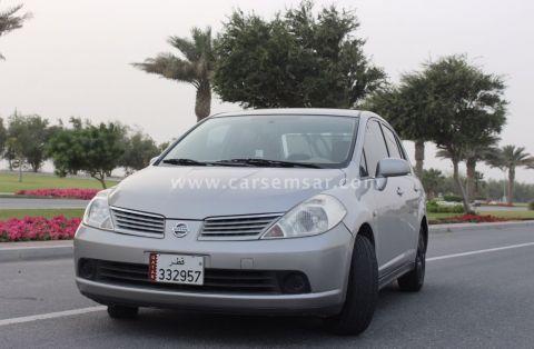 2006 Nissan Tiida 1.8