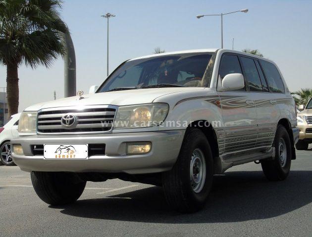 2004 Toyota Land Cruiser GXR