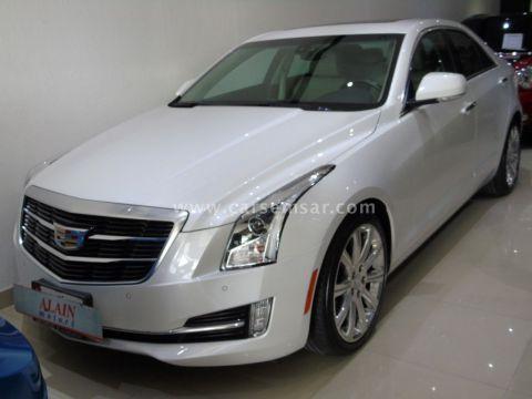 2017 Cadillac ATS 3.6