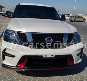 2018 Nissan Patrol SE