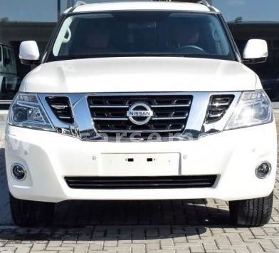 2017 Nissan Patrol LE Titanium