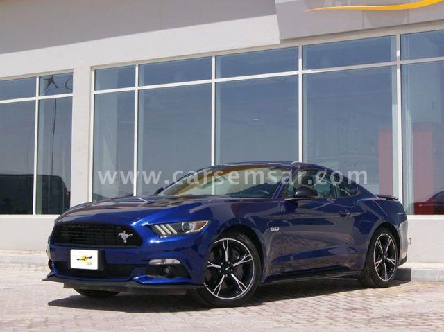 2016 Ford Mustang GT/CS