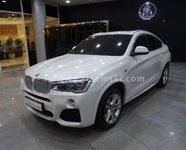 2015 BMW X4 2.8i