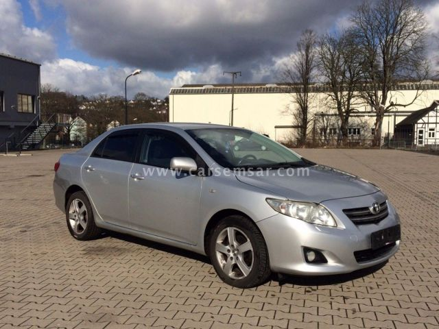 2009 Toyota Corolla 1.4 Advanced