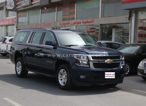2018 Chevrolet Suburban 1500