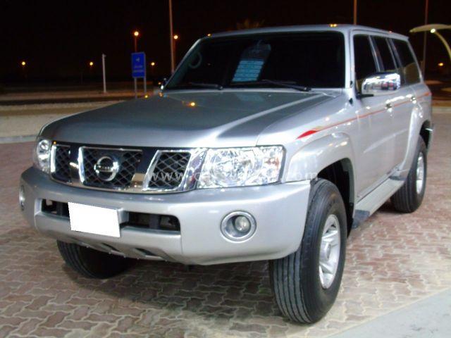 2015 Nissan Patrol  Safari