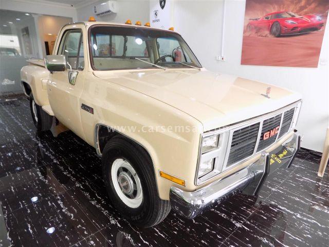 1982 جي ام سي سييرا 1500 غمارة واحدة