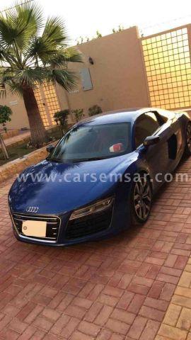 2015 Audi R8 5.2 FSi
