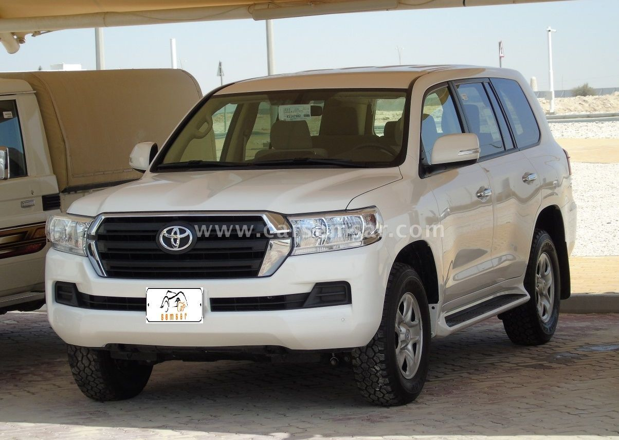 2019 Toyota Land Cruiser GX For Sale In Qatar
