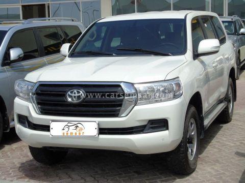 2016 Toyota Land Cruiser GX