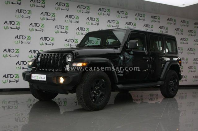 2018 Jeep Wrangler 3.6 Sahara