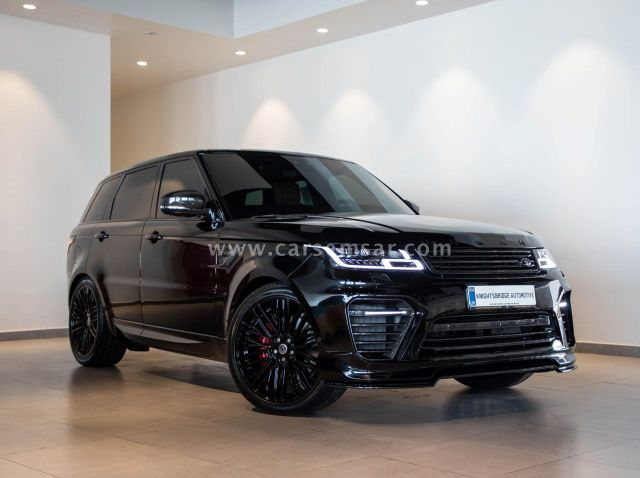 2019 Land Rover Range Rover Sport Supercharged Urban Edition