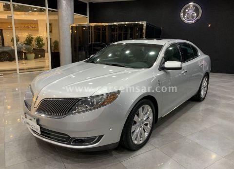 2013 Lincoln MKS AWD