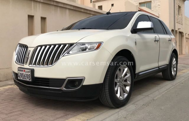 2013 Lincoln MKX 4WD