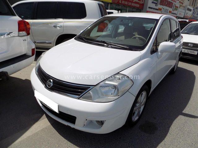 2013 Nissan Tiida 1.8