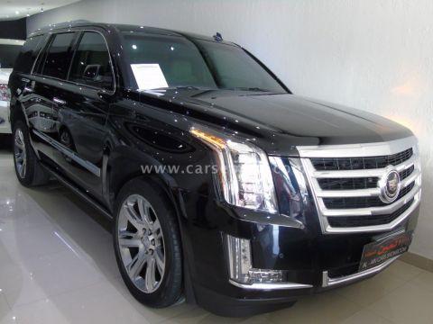 2015 Cadillac Escalade 6.2 V8