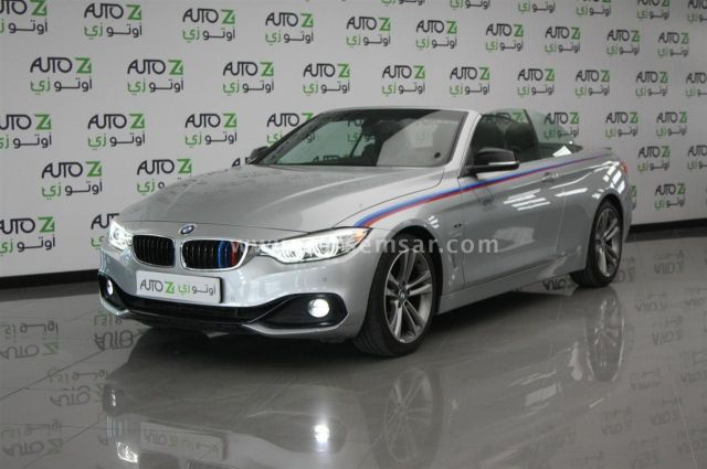 2015 BMW 4 Series 420i