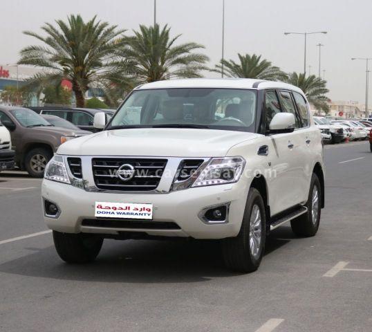 2018 Nissan Patrol LE
