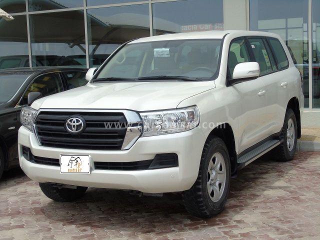 2018 Toyota Land Cruiser GX